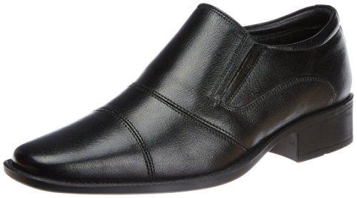 Hush Puppies Men S Hpo2 Flex Black Leather Formal Shoes 8 Uk India 42 Eu 8546604 Mens Fashion Casual Shoes Leather Formal Shoes Leather Shoes Brand