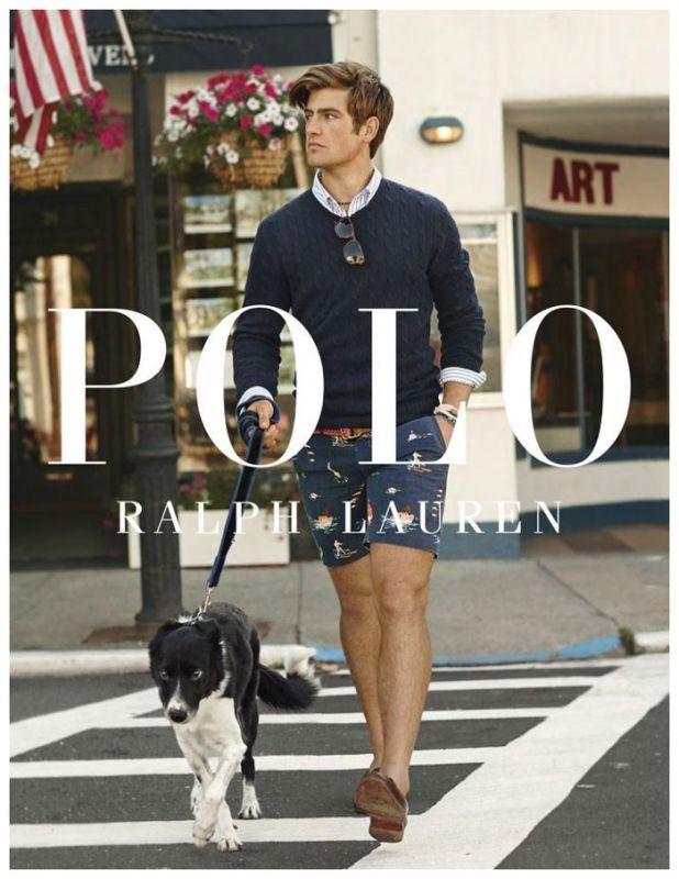 Polo Ralph Lauren Cruise 2015 Men s Advertising Campaign   Style ... e18f5d6ea5f2