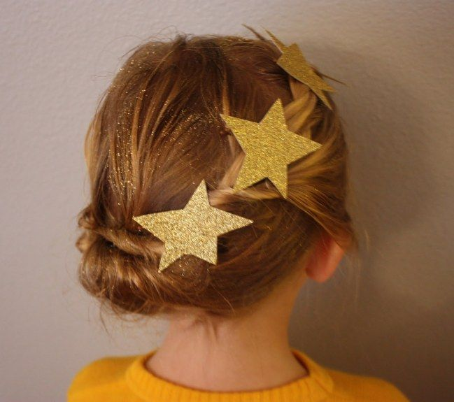 24 Easy Christmas Hairstyles For Girls Our Hairstyles