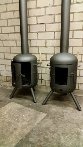 Propane Bottle Stove In 2019 Wood Burning Heaters