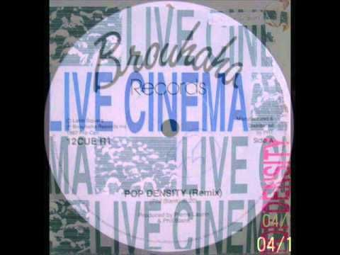 Live Cinema - Pop Density