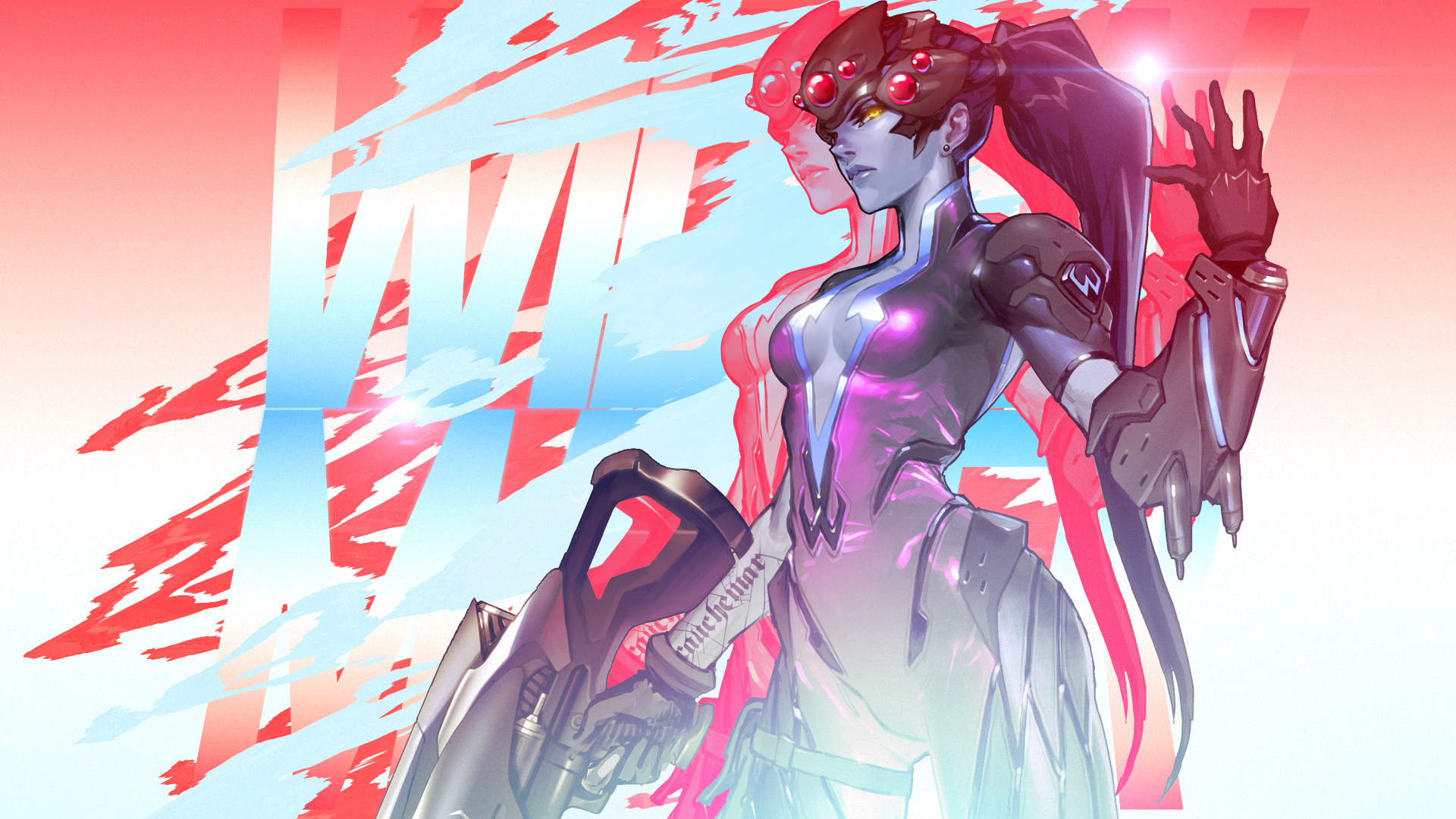 154 Widowmaker (Overwatch) HD Wallpapers Backgrounds