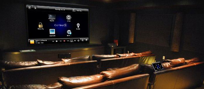 Sit back and relax and take the movie #theater experience into your