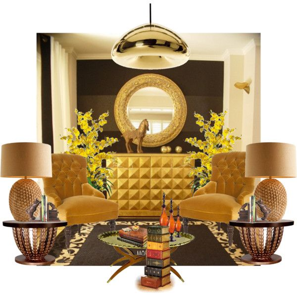 Quot Morgan Quot By Ian Giw On Polyvore Interior Design Home