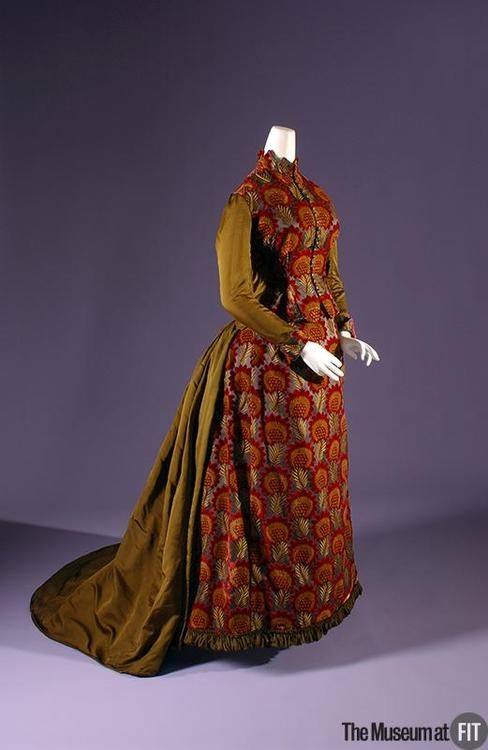 Dress  1882  The Museum at FIT