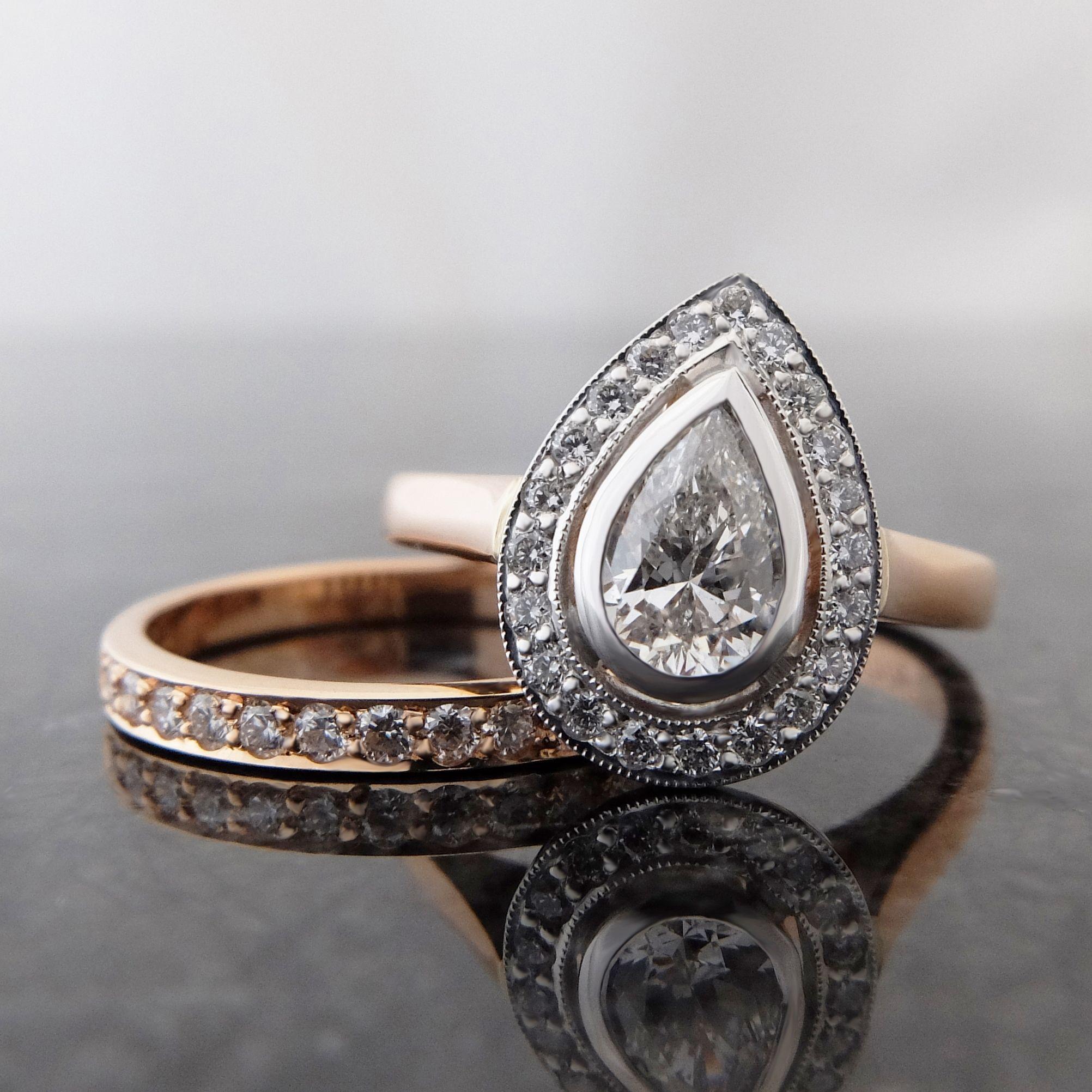 Ralf Fisch Fine Jewellery Melbourne jeweller custom wedding