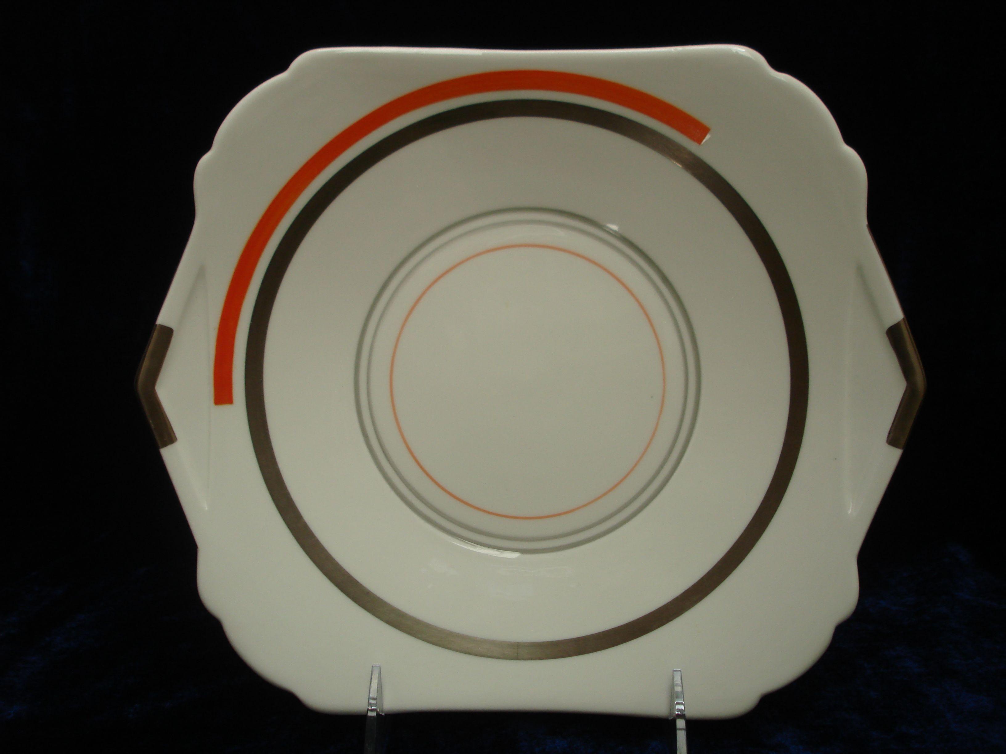 Shelley china plate