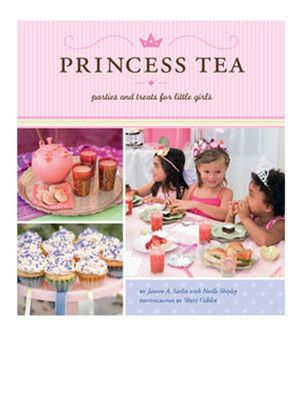 She's got a new dress and nowhere to wear it? This book has ideas for parties and treats for little girls