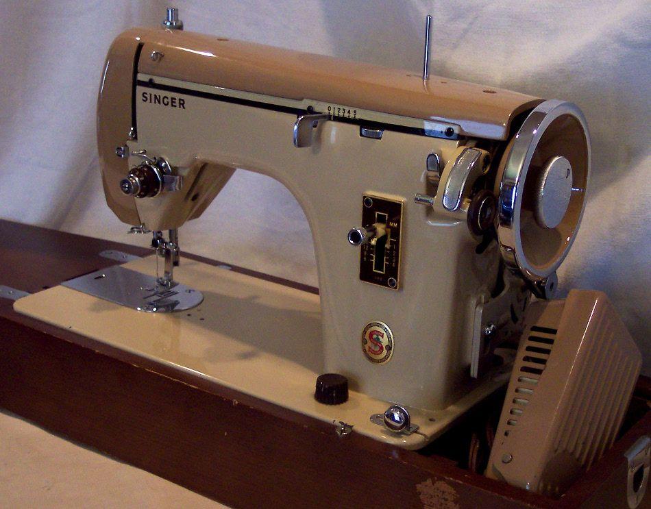 Singer Model 190 Japanese Manual Zigzag Sewing Machine Sewing Machine Sewing Vintage Sewing Machines