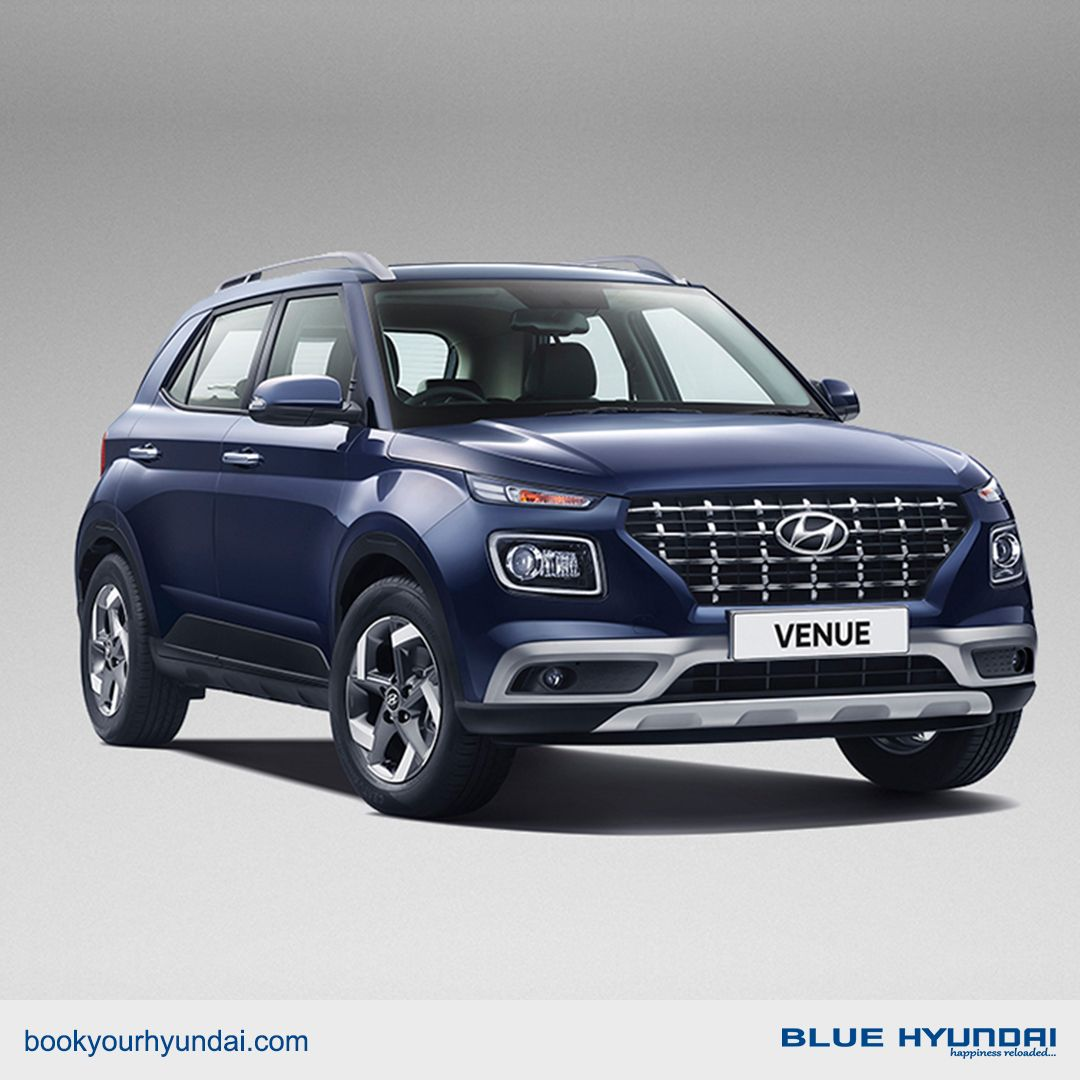Get Ready To Be Connected With Hyundai Venue India S First Connected Suv With Blue Link Technology Bookings Open Till 20th May Hyundai Suv Cars Organization