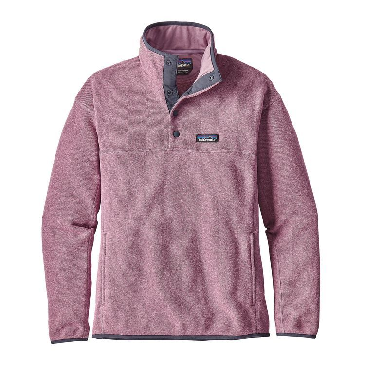 Patagonia Womens Lightweight Better Sweater Marsupial Fleece ...