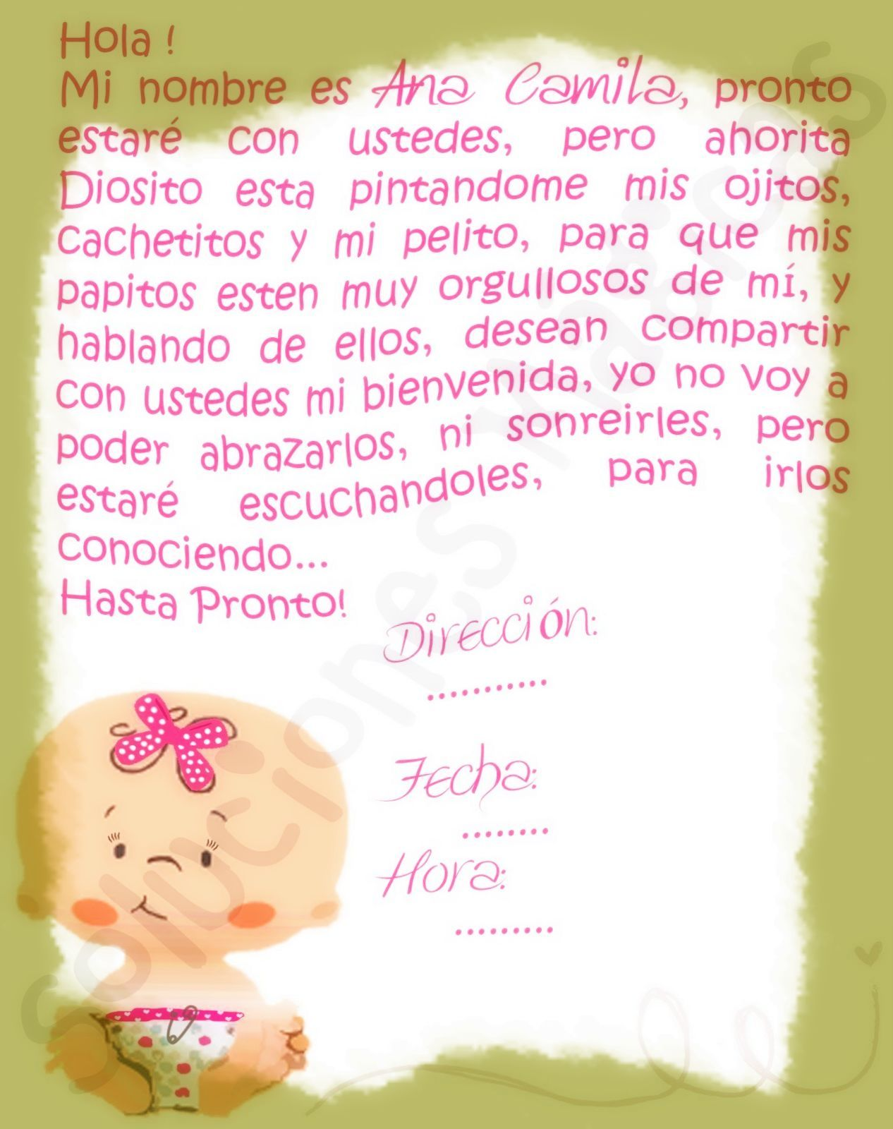 Frases Para Un Baby Shower De Nina : frases, shower, Frases, Poner, Regalo, Shower, Regalos, Shower,, Manualidades, Faciles, Regalar