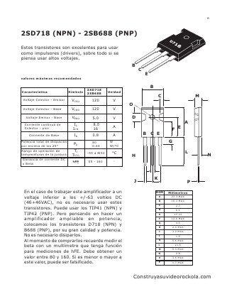 Amplificador estereo 250 watts   Audio amplifier, Circuit ...