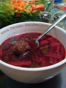 Soup e laboo beet soup persian recipes persianiranian persian food recipes in english with pictures persian recipes forumfinder Choice Image