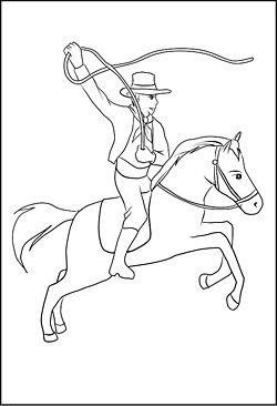Ausmalbilder Cowboy Pferd Ausmalbilder Pferde Ausmalen Superhelden Malvorlagen