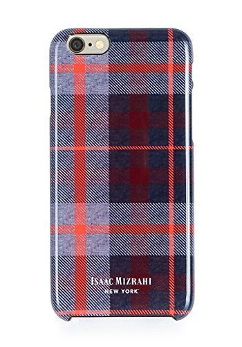 Red Plaid iPhone 6 Case