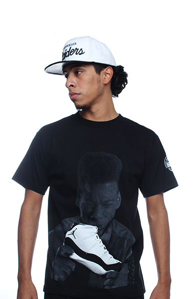cfbea0882f3b98 Pookie New Jack City Concord 11 Black T Shirt