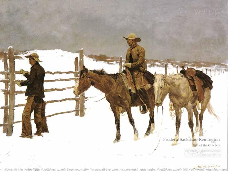 American West Paintings