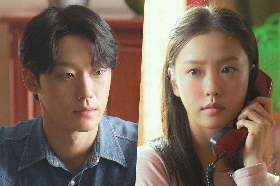 """Lee Do Hyun And Go Min Si Share An Affectionate Gaze In Upcoming Drama """"Youth Of May"""""""