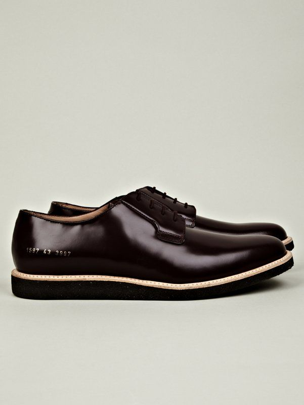 wow derby shoes common projects derby shine - @beymen fiyat 995 TL