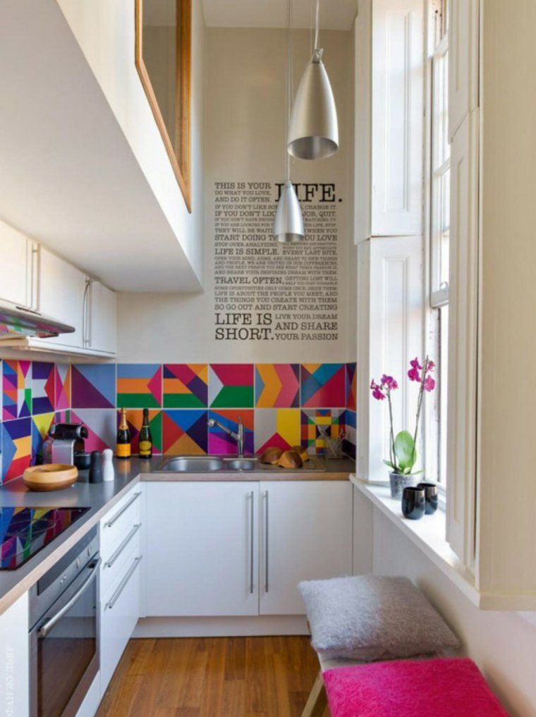 Küche Layout kleinen Raum: Tipps und Tricks - http://schickmobel.com ...