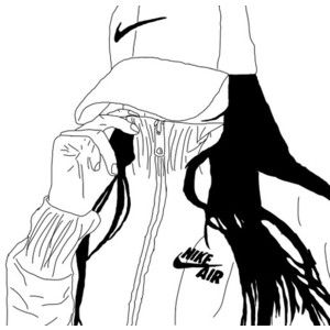 By Me We Heart It Adidas Tumblr Outline Drawings Tumblr Drawings