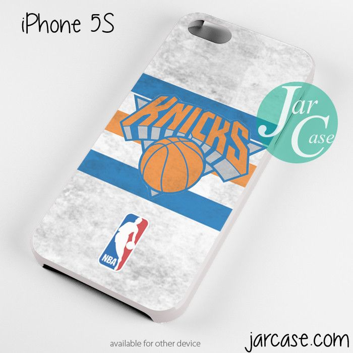 NBA newyork knicks logo Phone case for iPhone 4/4s/5/5c/5s/6/6 plus