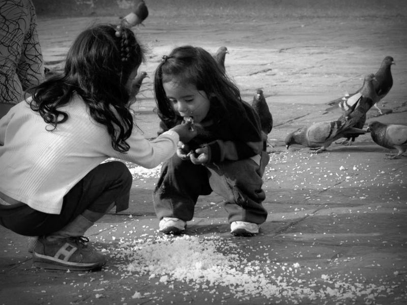la pobreza silenciosa de los pobres nunca se habla, o se habla muy