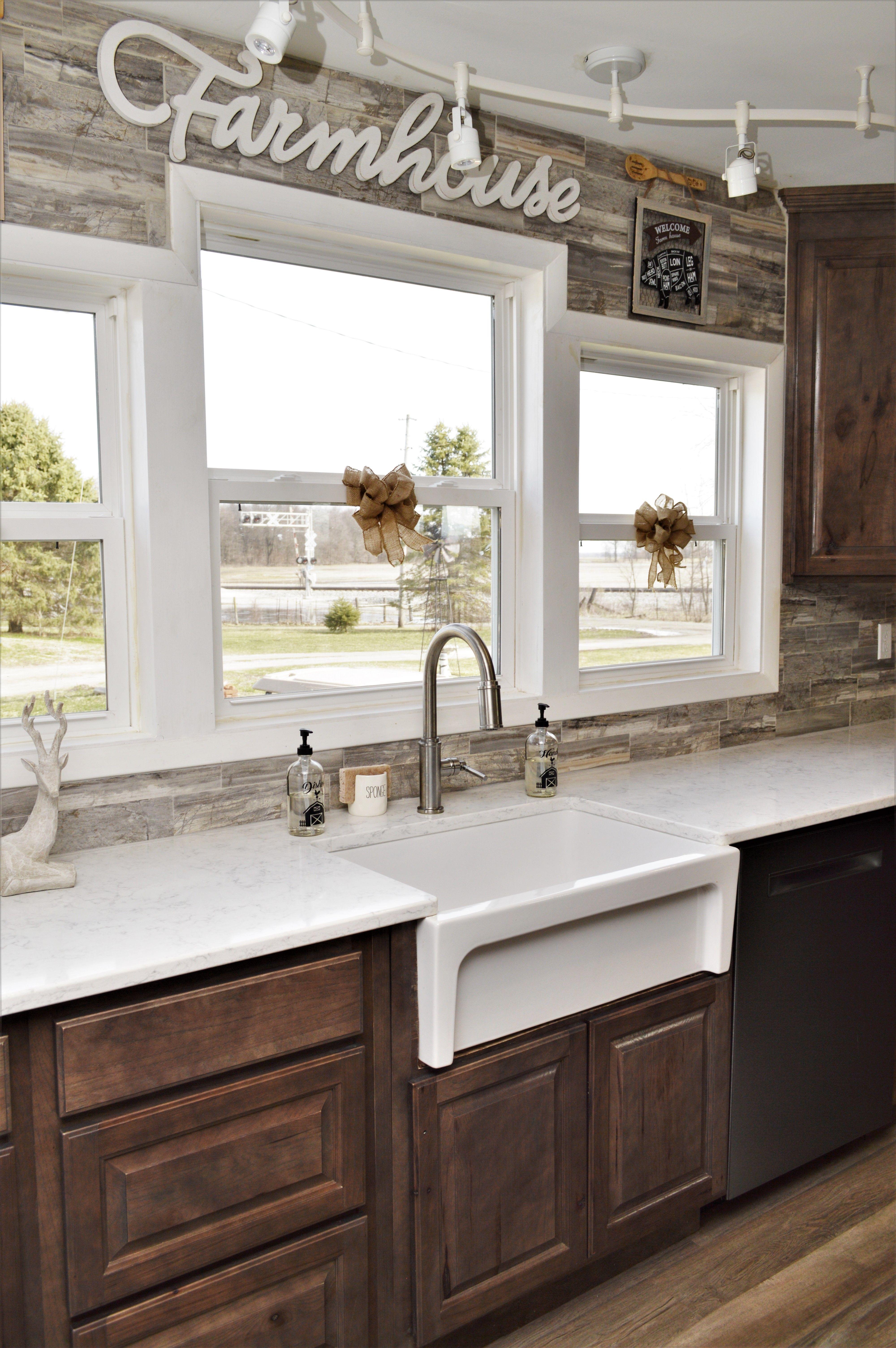 Bailey S Cabinets Nantucket Single Bowl Undermount Sink Kitchen Cabinet Home Decor