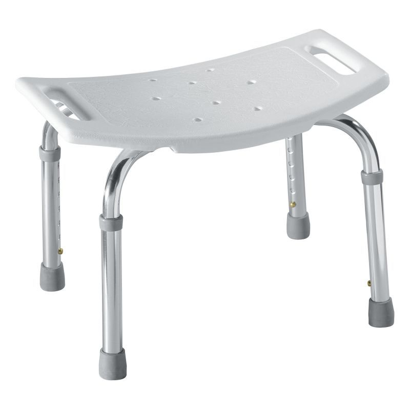 Charmant Moen CSIDN7025 Glacier Adjustable Shower Seat From The Home Care Collection