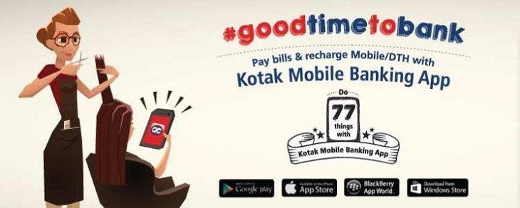Download kotak mobile banking app for android mobile
