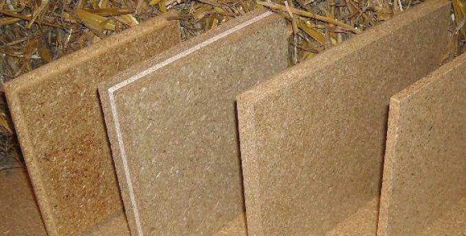 Paneles ecol gicos hechos a partir de agrofibra los for Muebles con material reciclado