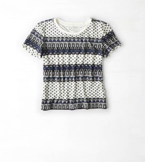 Black AEO Baby T-Shirt