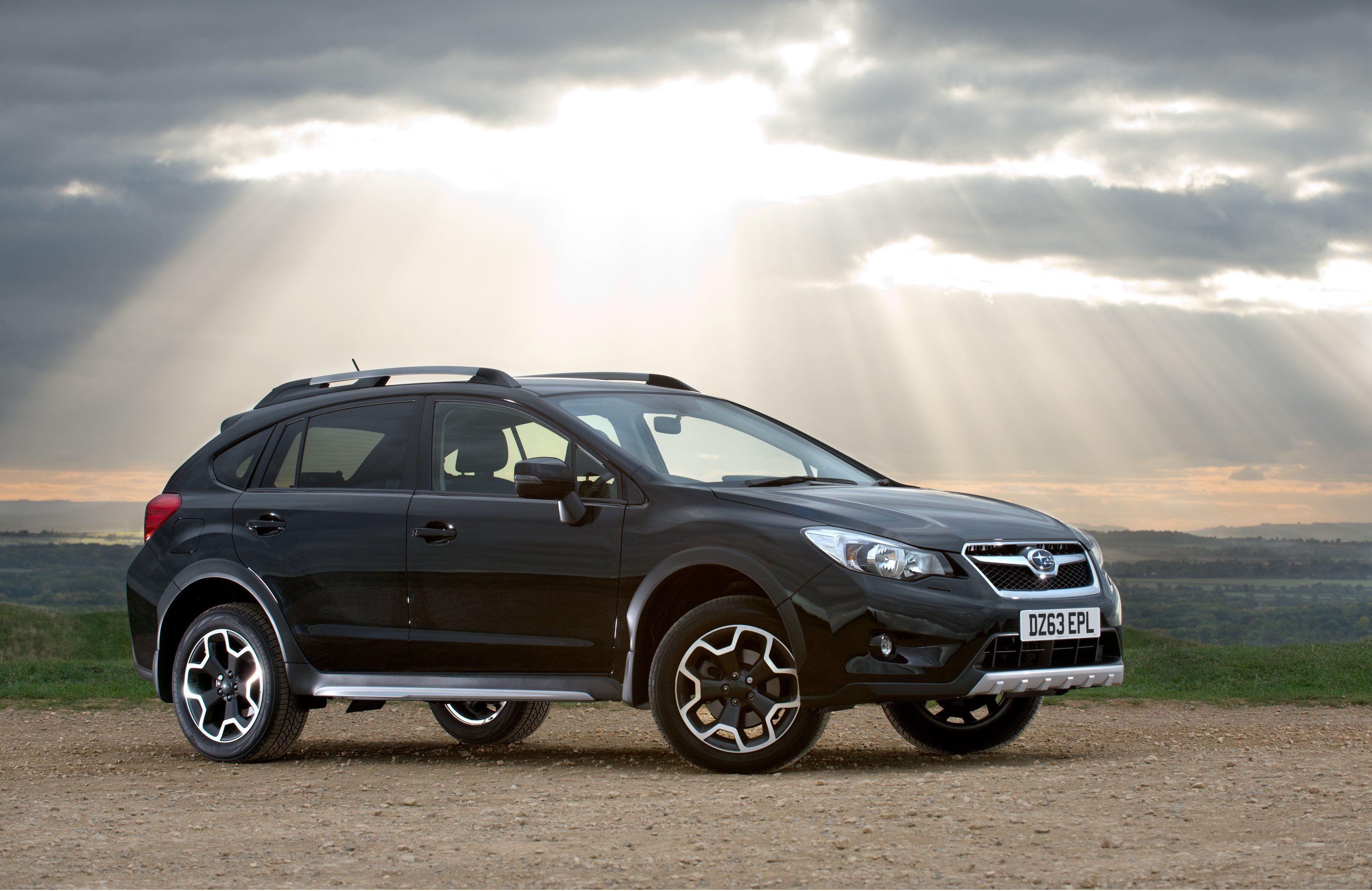 Subaru Xv Black Subaru Sport Suv Nissan Qashqai