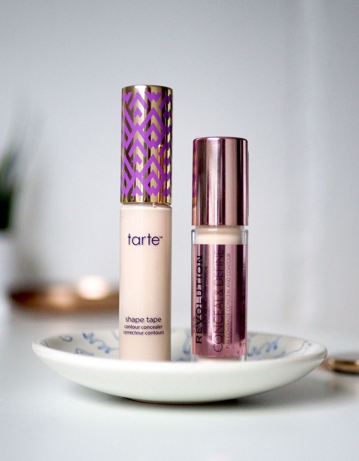 Review of the much hyped full coverage concealer Tarte