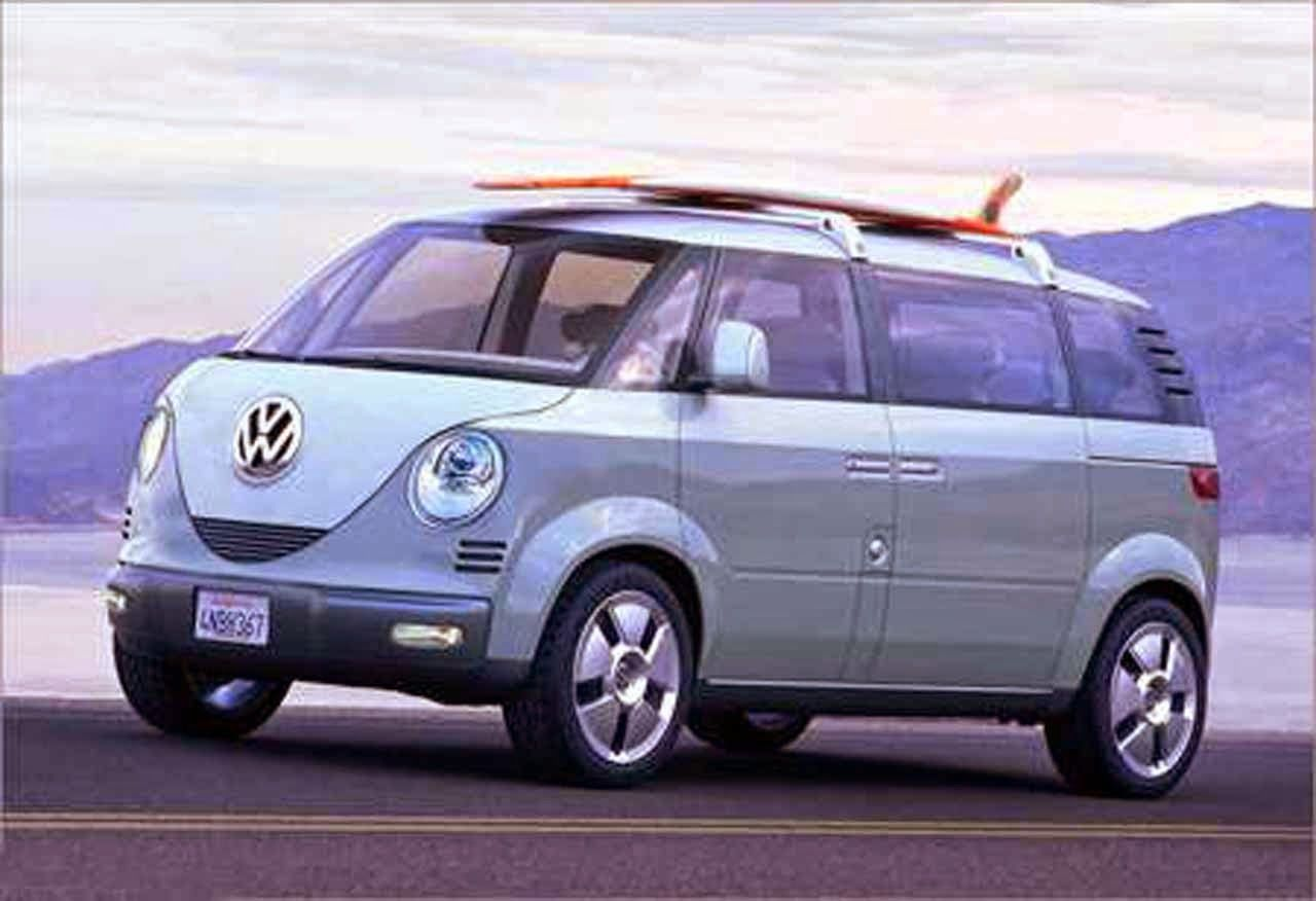 Volkswagen Microbus 2017 Is Ready To Show Its New Model Of Until The Last 14 Years Ago Vw Shows Off Segment This Car W