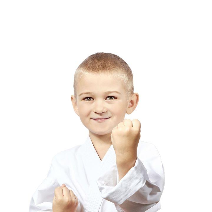 Martial arts classes helps children more confident
