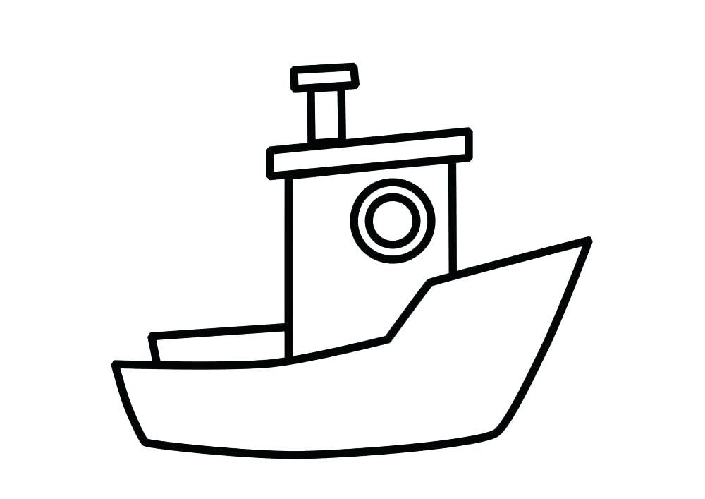 Boat Template Printable Google Search Coloring Pages
