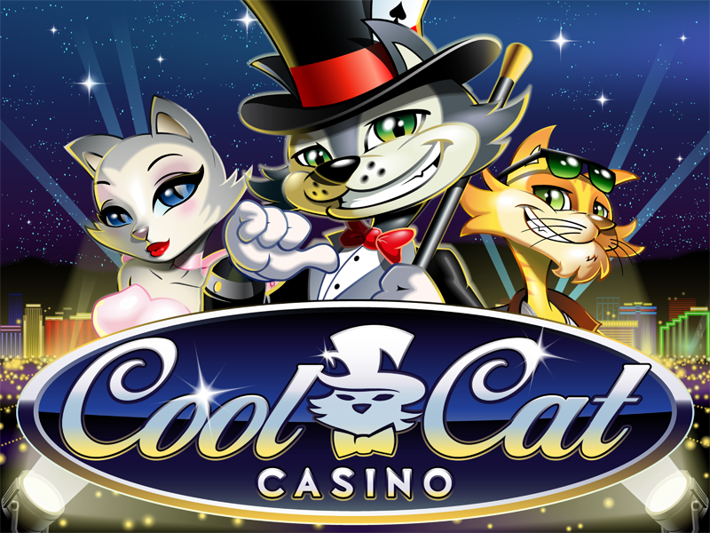Brand new online slot game themed entirely on the CoolCat