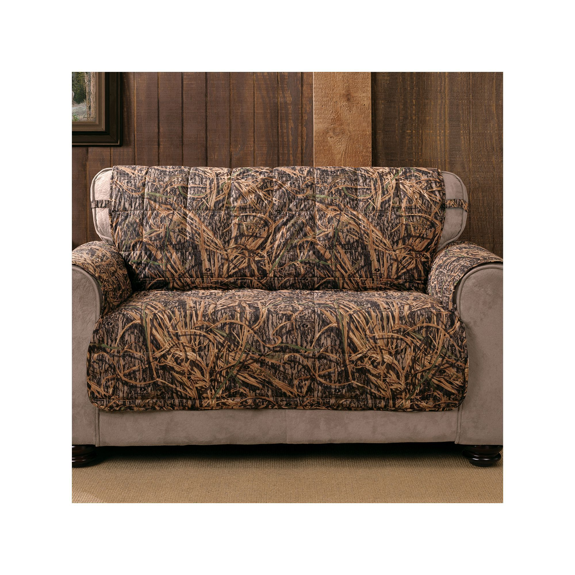 Best Mossy Oak Shadow Grass Camo Loveseat Protector Products 400 x 300