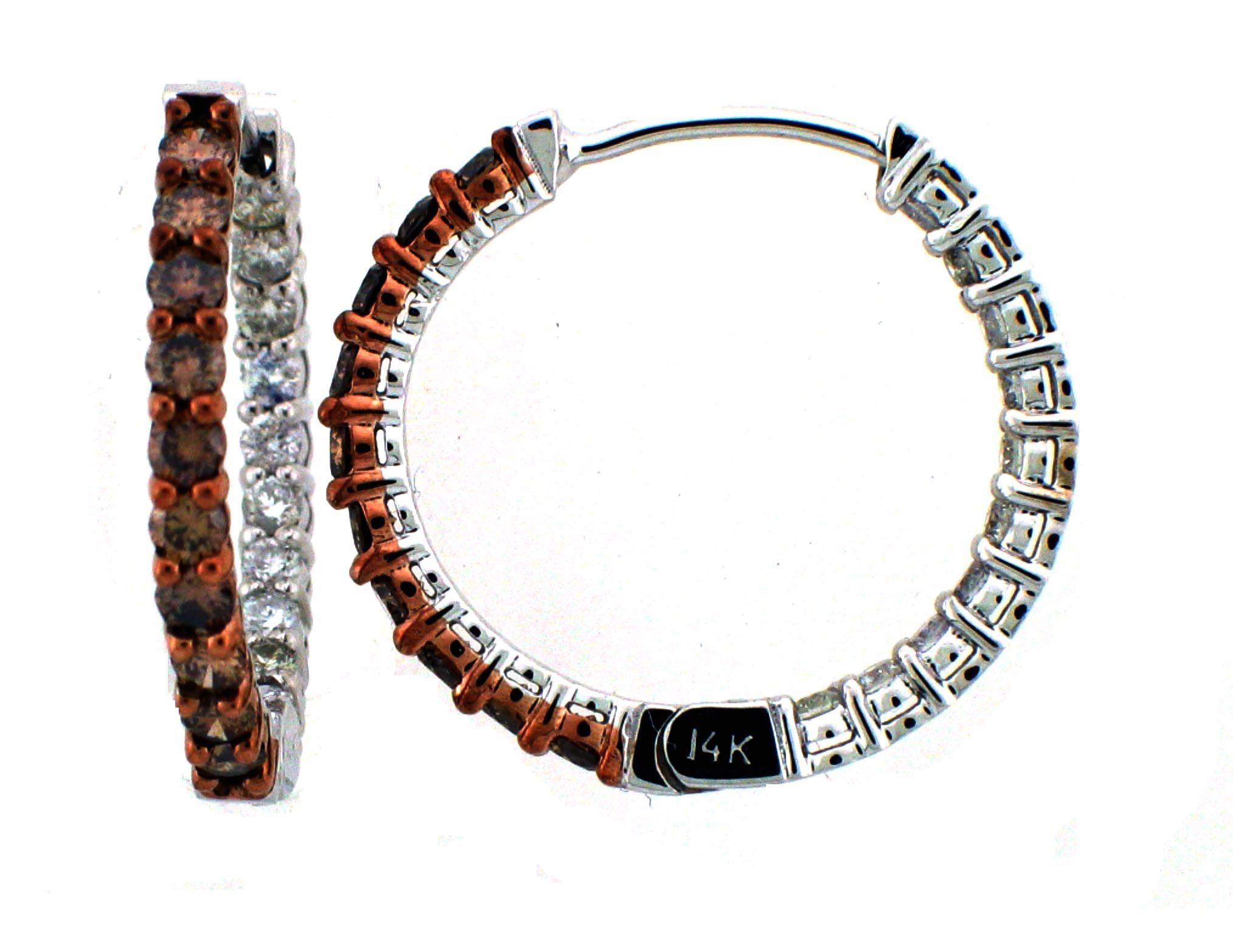 Chocolate Diamonds Jewelry  Earrings  Buy Chocolate Diamond Earrings  Online  Free Shipping