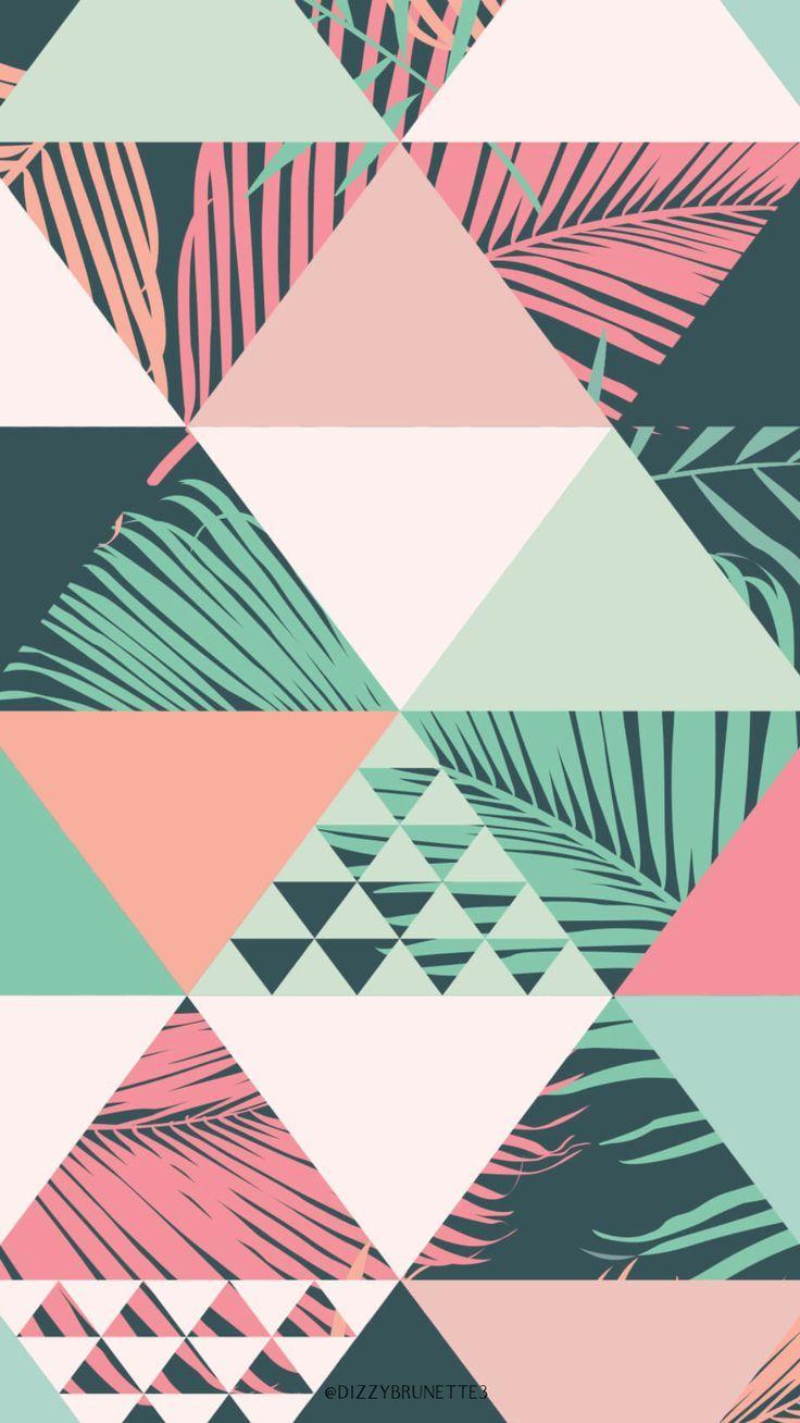 Free Phone Wallpapers : June & July - Corrie Bromfield | Cute patterns wallpaper, Summer ...