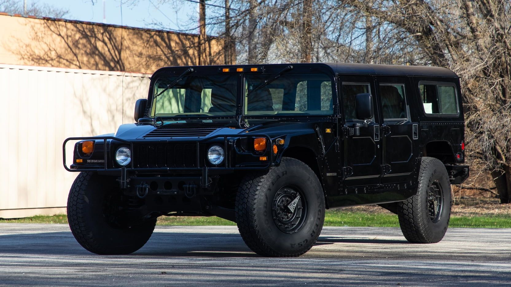 1994 Hummer H1 Presented As Lot S182 1 At Indianapolis In Hummer H1 Hummer Muscle Truck