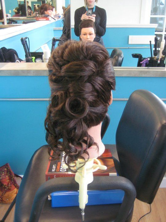 crazy updo | Hair | Pinterest | Updo, Pretty hair and Updos