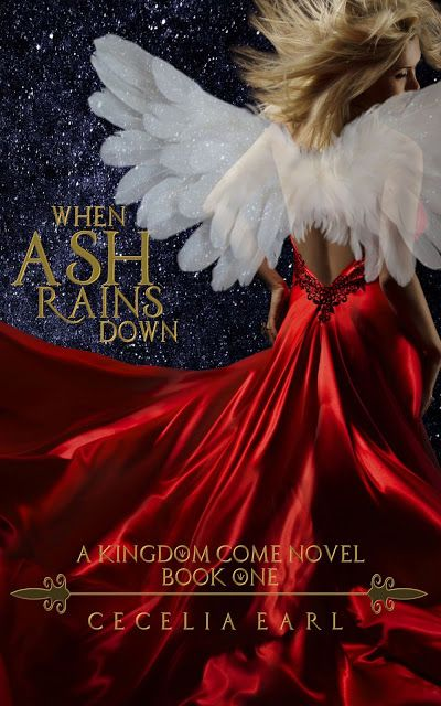 Cover Reveal - When Ash Rains Down by Cecelia Earl