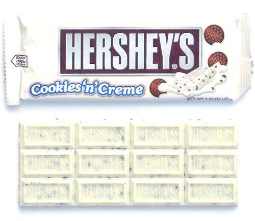Cookies N Cream D Hershey Cookies Cookies Cream Hershey S