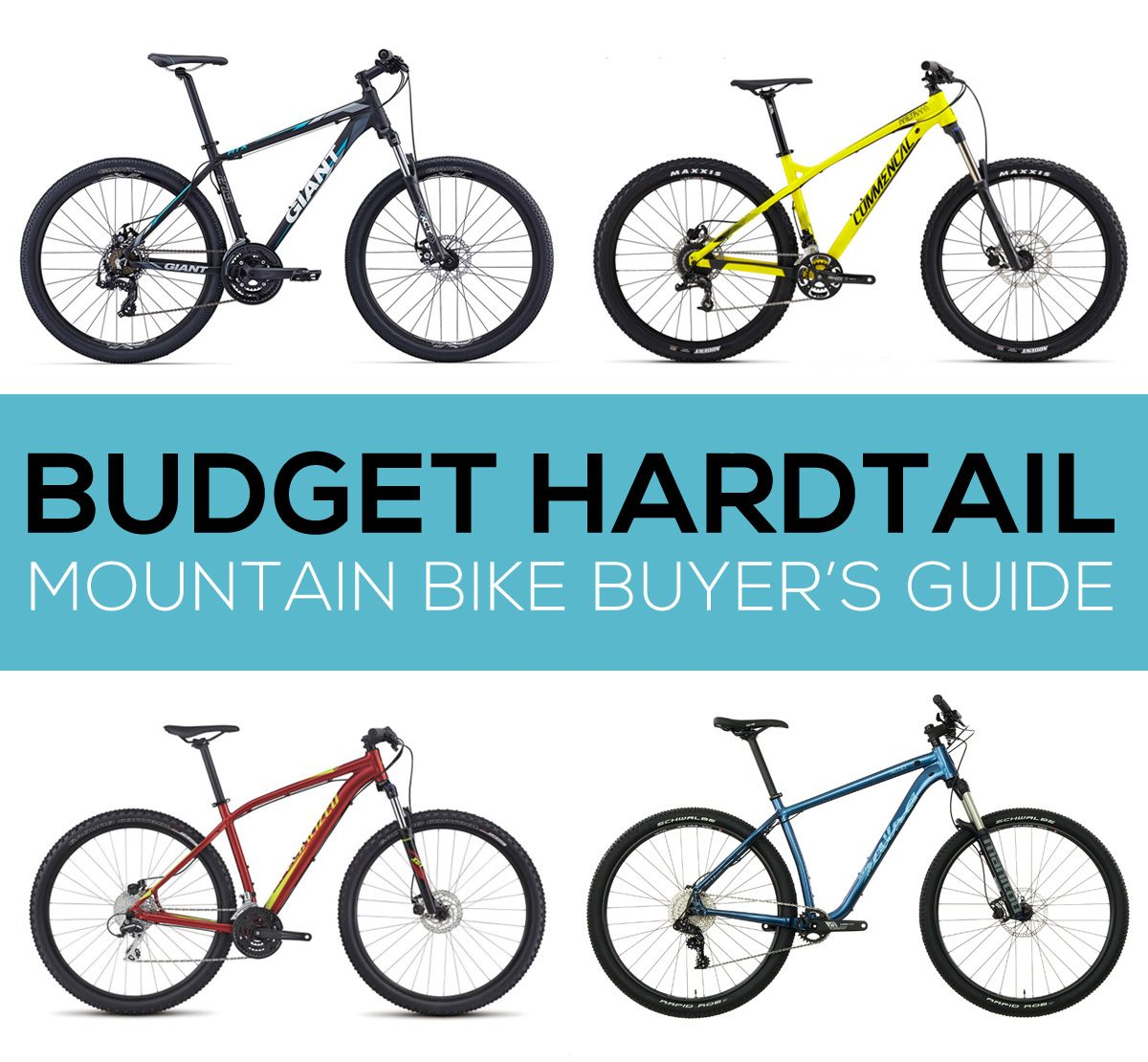 Buyer S Guide Budget Hardtail Mountain Bikes Mtb