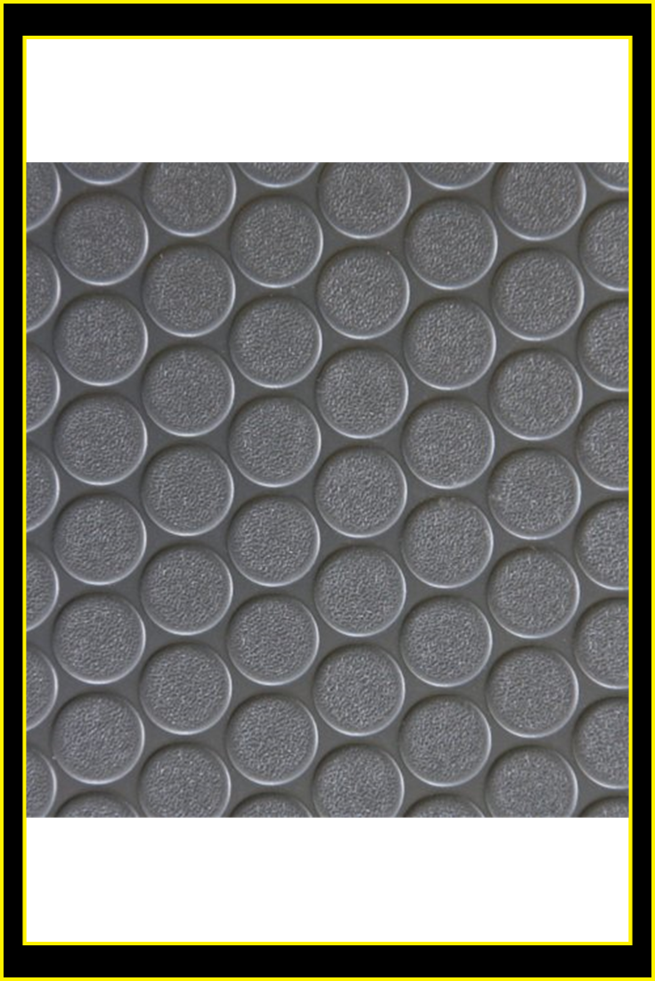 Coin Grip Flooring And Rolling Mat
