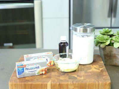 ingredientes betún de quesoCómo preparar el mejor betún de queso crema