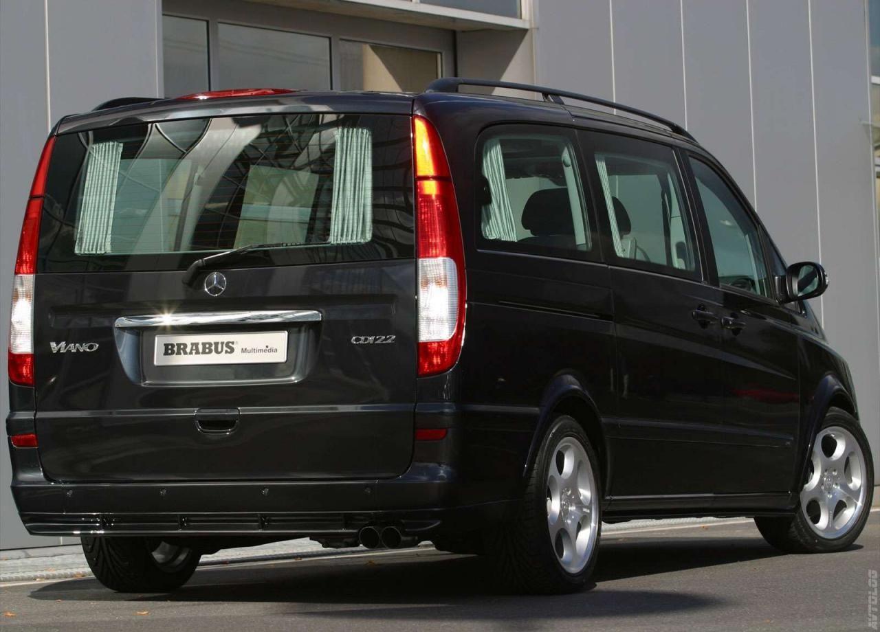 2003 Brabus Mercedes Benz Viano